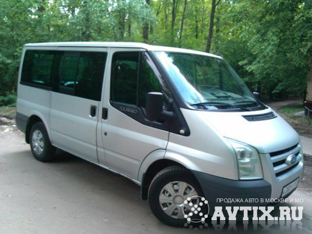Ford Tourneo Connect Москва