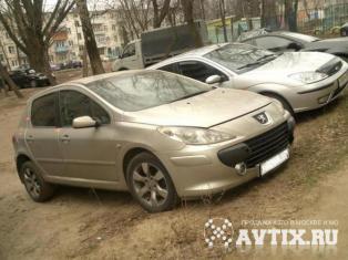 Peugeot 307 Москва