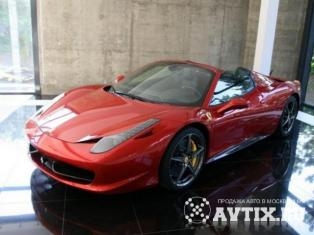 Ferrari 456 Москва