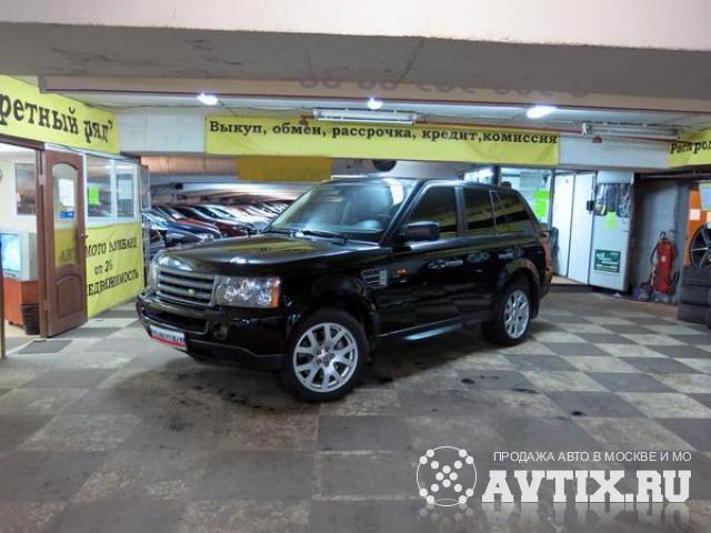 Land Rover Range Rover Sport Москва