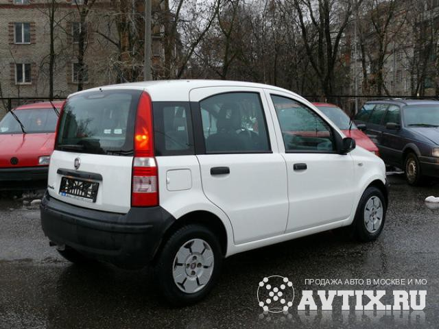 Fiat Panda Москва