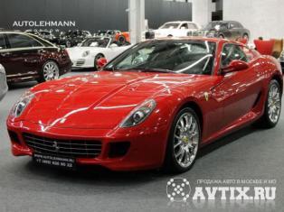 Ferrari 599 Москва