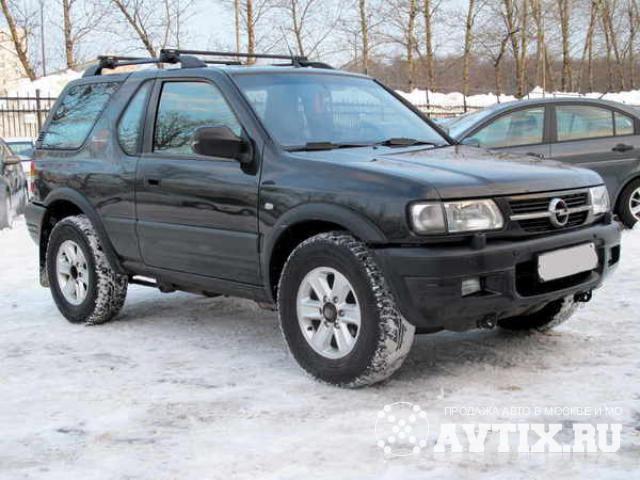 Opel Frontera Москва