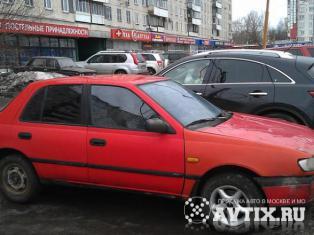 Nissan Sunny Москва