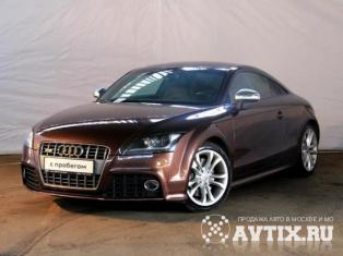 Audi TT Москва