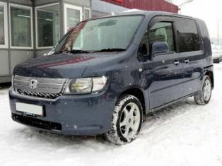 Honda Mobilio Москва