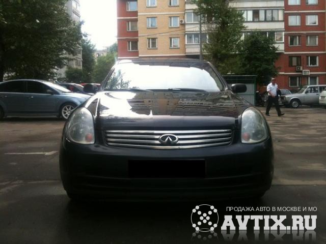 Infiniti G Москва