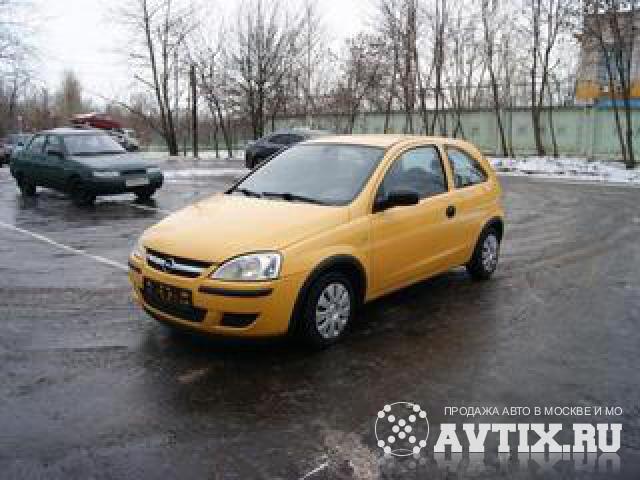 Opel Corsa Москва