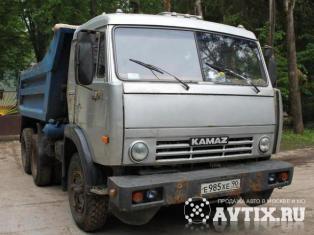 Камаз 55111 Московская область