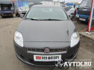 Fiat Bravo Москва