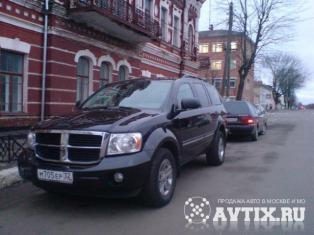 Dodge Durango Москва