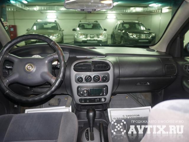 Chrysler Neon Москва