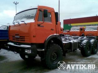 Камаз 43 Казань