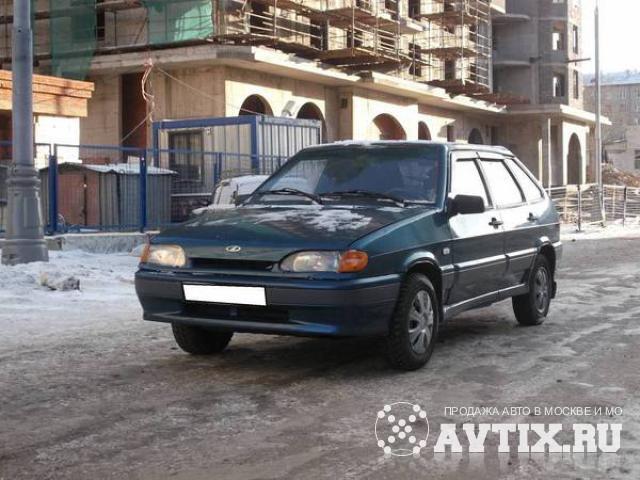 ВАЗ 2114 Москва