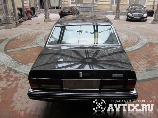 Rolls-Royce Silver Spur Москва