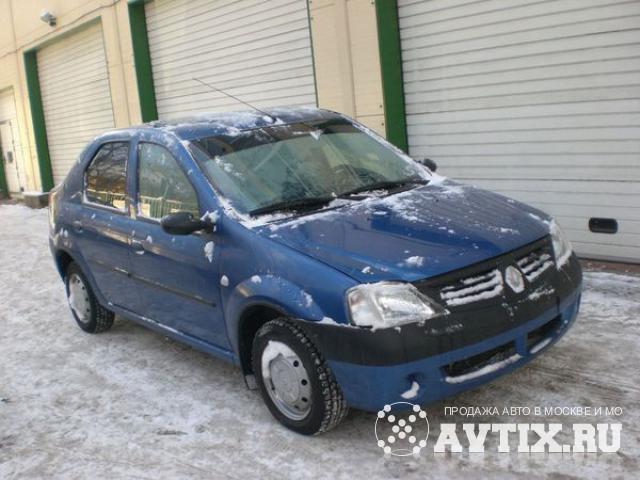 Renault Logan Москва