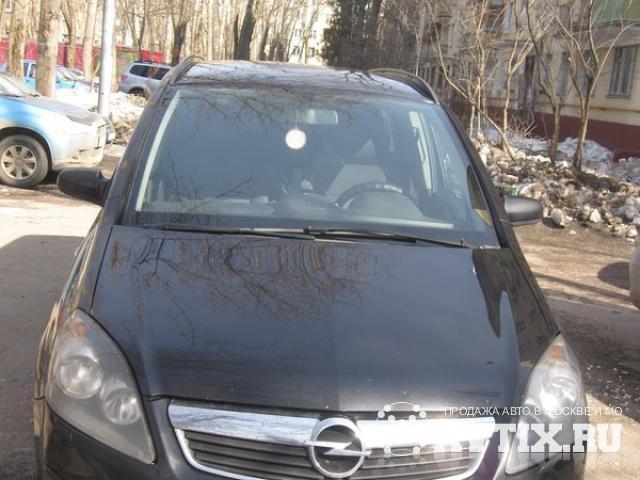 Opel Zafira Москва