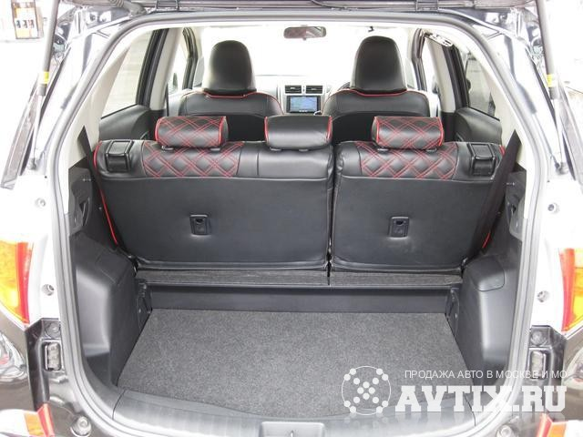Toyota Ractis Москва