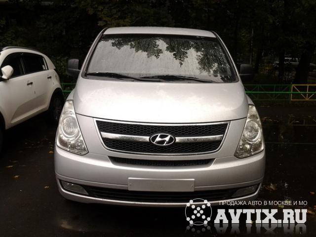 Hyundai H-1 Starex Москва