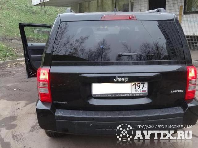 Jeep Liberty Москва