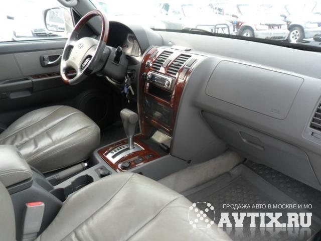 Hyundai Terracan Москва