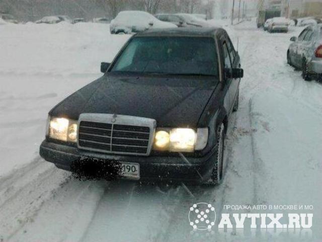 Mercedes-Benz E-class Московская область