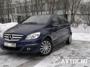 Mercedes-Benz B-class Московская область