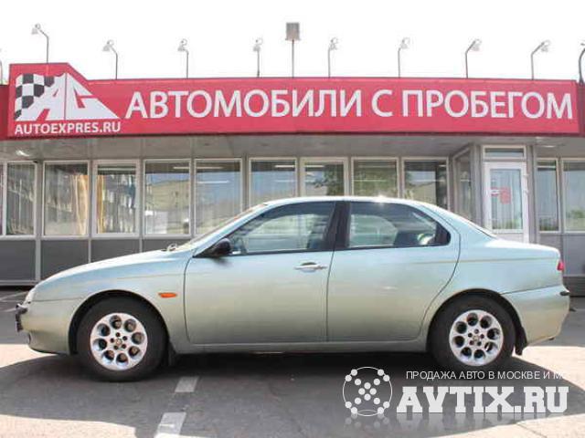 Alfa Romeo 156 Москва