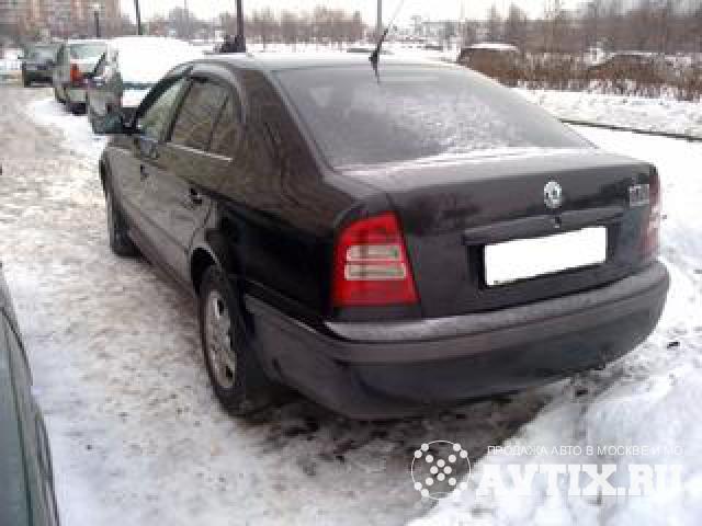 Skoda Octavia Москва