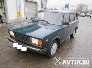 ВАЗ 2104 Москва