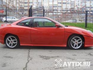 Fiat Coupe Москва