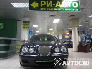 Jaguar S-TYPE Москва