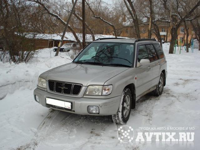 Subaru Forester Московская область