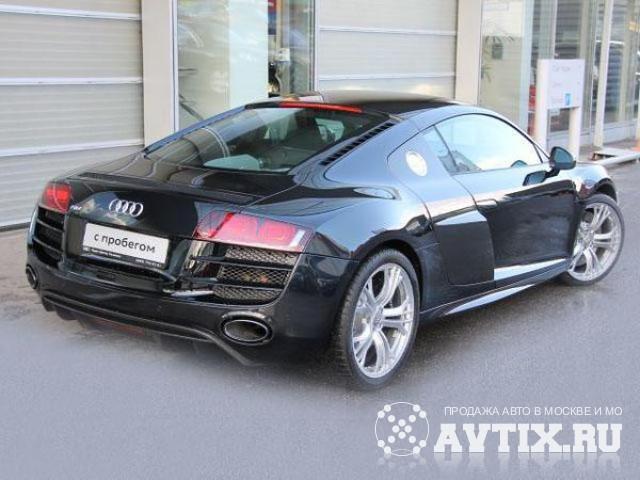 Audi R8 Москва