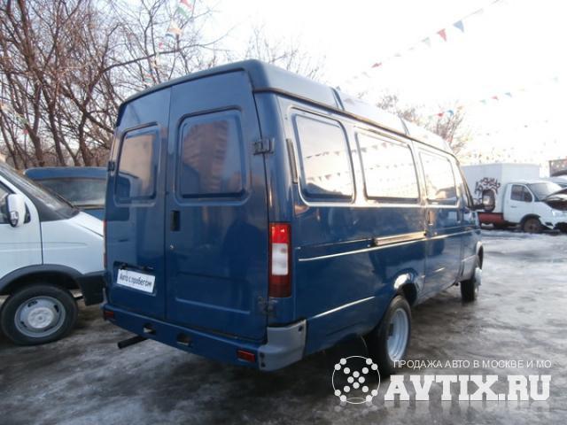 ГАЗ 2705 Москва