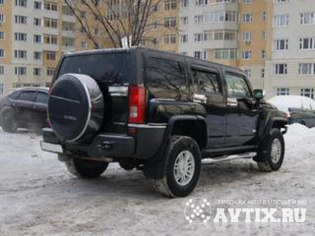 Hummer H3 Москва