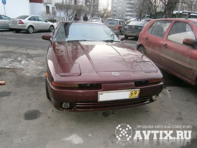 Toyota Supra Москва