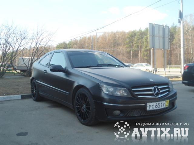 Mercedes-Benz CLC-class Москва