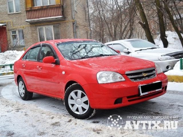 Chevrolet Lacetti Москва
