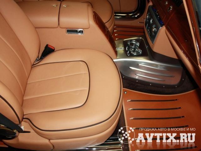 Rolls-Royce Phantom Москва