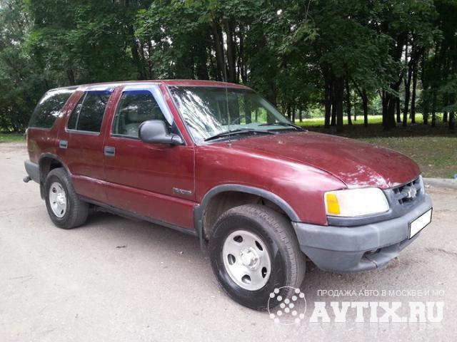 Chevrolet Blazer Москва