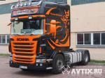 Scania R143 Москва