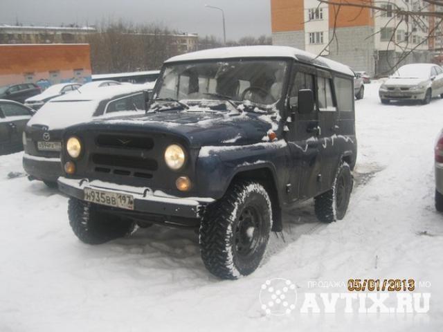 УАЗ Hunter 31519 Москва