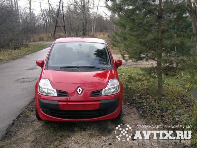 Renault Clio Московская область